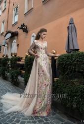 Вечернее платье 1318