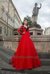 Вечернее платье 1321