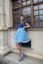Вечернее платье 1357