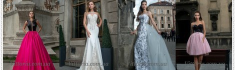 Коллекция вечерних платьев 2018