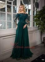 Вечернее платье T04