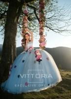 Вечернее платье V001