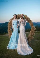 Вечернее платье V003