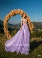 Вечернее платье V009