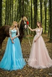 Вечернее платье V010