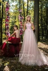 Вечернее платье V011