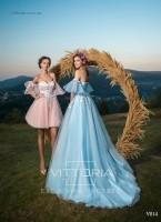 Вечернее платье V014