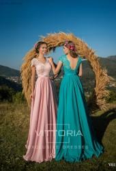 Вечернее платье V015