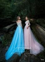 Вечернее платье V016