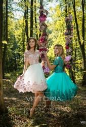 Вечернее платье V018