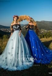 Вечернее платье V019