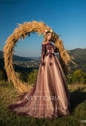 Вечернее платье V020