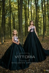 Вечернее платье V022