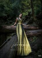 Вечернее платье V033