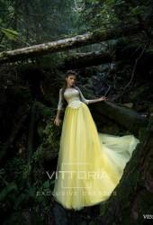 Вечернее платье V035