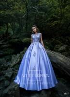 Вечернее платье V037