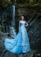 Вечернее платье V039
