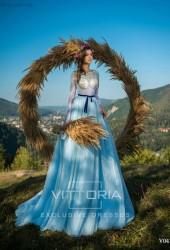 Вечернее платье V041