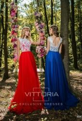 Вечернее платье V047