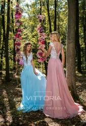 Вечернее платье V049