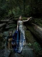 Вечернее платье V052