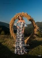Вечернее платье V053