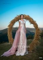 Вечернее платье V054