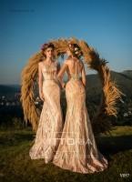 Вечернее платье V057