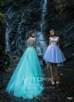 Вечернее платье V063