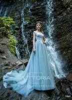 Вечернее платье V065