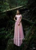 Вечернее платье V066