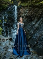 Вечернее платье V069