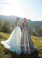 Вечернее платье V071