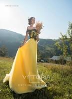 Вечернее платье V073