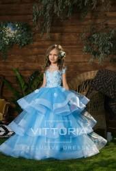 Детское платье VD001
