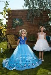Детское платье VD003