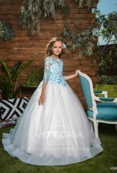 Детское платье VD004