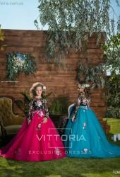 Детское платье VD005