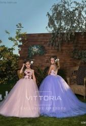 Детское платье VD006