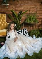 Детское платье VD008