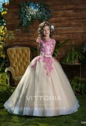 Детское платье VD009