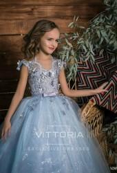 Детское платье VD010