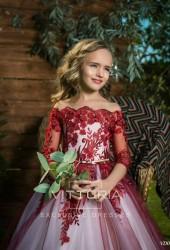 Детское платье VD011
