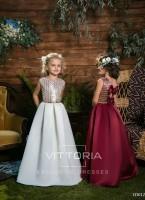 Детское платье VD012