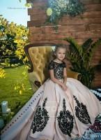 Детское платье VD013