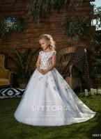 Детское платье VD015