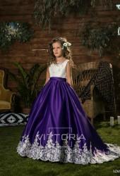 Детское платье VD016
