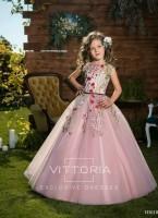 Детское платье VD018