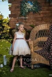 Детское платье VD019