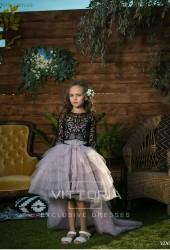 Детское платье VD021